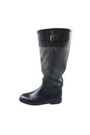 Leather Rain Boot