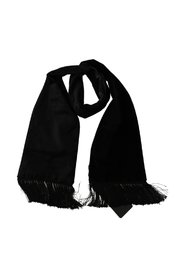 Fringe Neck Wrap Scarf