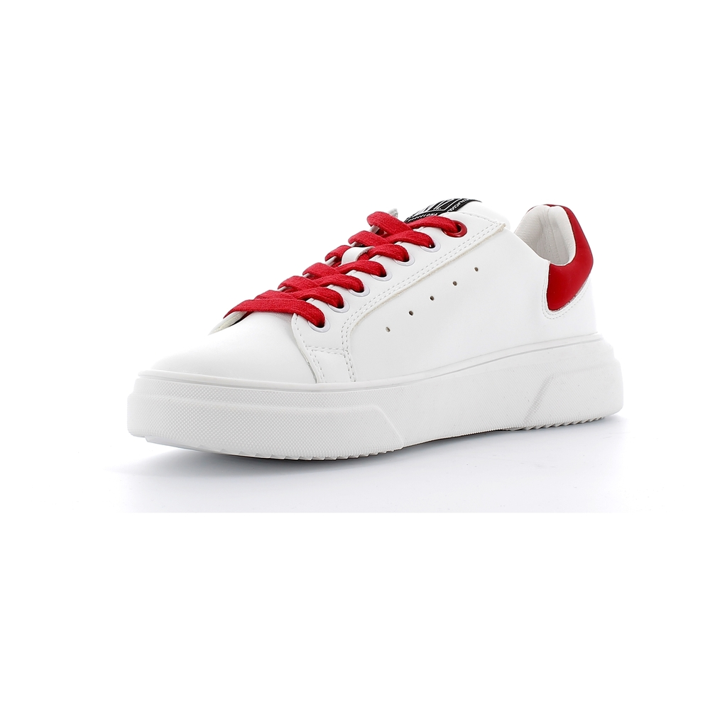 Red Sneakers 0001P20 | N12 | Sneakers | Herenschoenen