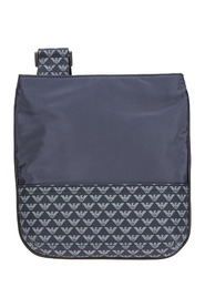 Cross-body messenger shoulder bag