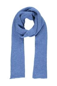 Basic Apparel - Halstørklæde, Holly - Azure Blue