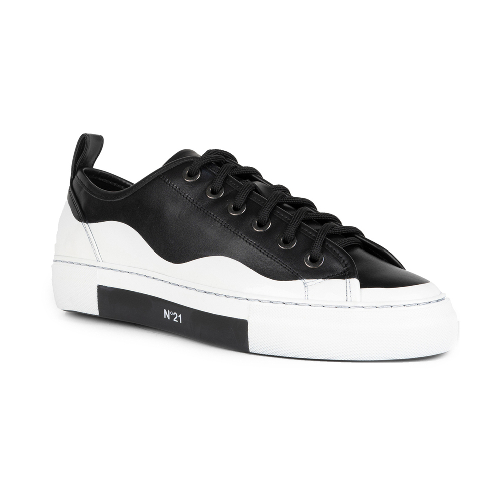 Black Sneakers | N21 | Sneakers | Herenschoenen