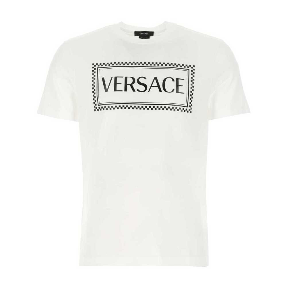 VERSACE T-Shirts   Versace, T-Shirt Weiß, Größe: XS