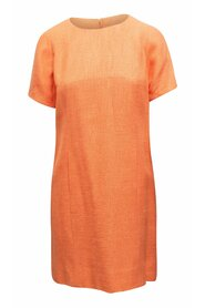 Pre-owned Short Sleeve Dress