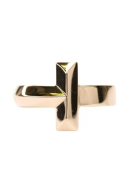 T One Wide Ring Pink Gold (18K)