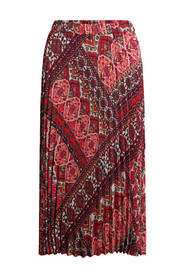 Pleated skirt 21040014600