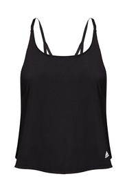 Training top with straps