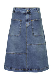 Lula Denim Skirt Nederdele 14386