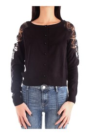 FRACOMINA FR19FMVERONICA Cardigan Women BLACK