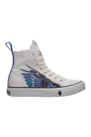 men's shoes high top trainers sneakers wings