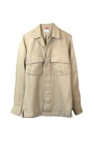 Shirt - Linen Overshirt