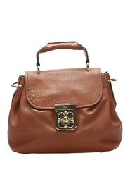 Elsie Leather Satchel