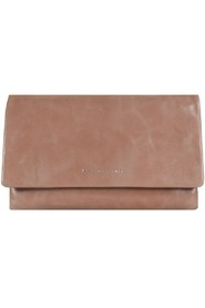 BelSac Clutch Dusty Rose