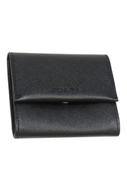 Pre-owned Saffiano Coin Pouch
