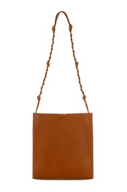 Pre-owned Tangle Shoulder Bag Leather Calf