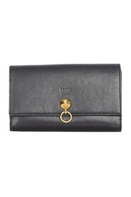 Pre-owned By The Way Leather Wallet
