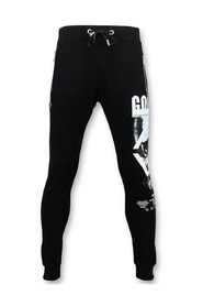Sweatpants Slim Fit - Sweatpants Skull