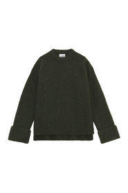 Recycled Wool Pullover