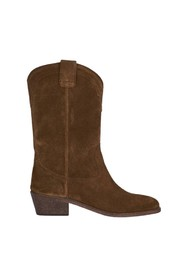 Welson suede leather boots