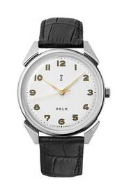Orlo Ossel - Steel White - 39 Mm
