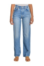 JEANS DONNA THE ZIGGY HIGH RISE RELAXED FOOTLOOSE