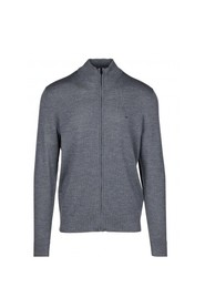 PULL SUPERIOR WOOL ZIP JACKET