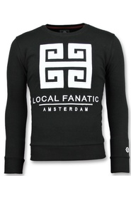 Greek Border - Nice Sweater Men