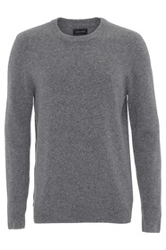 KNITWEAR TOBY STRETCH PLAIN