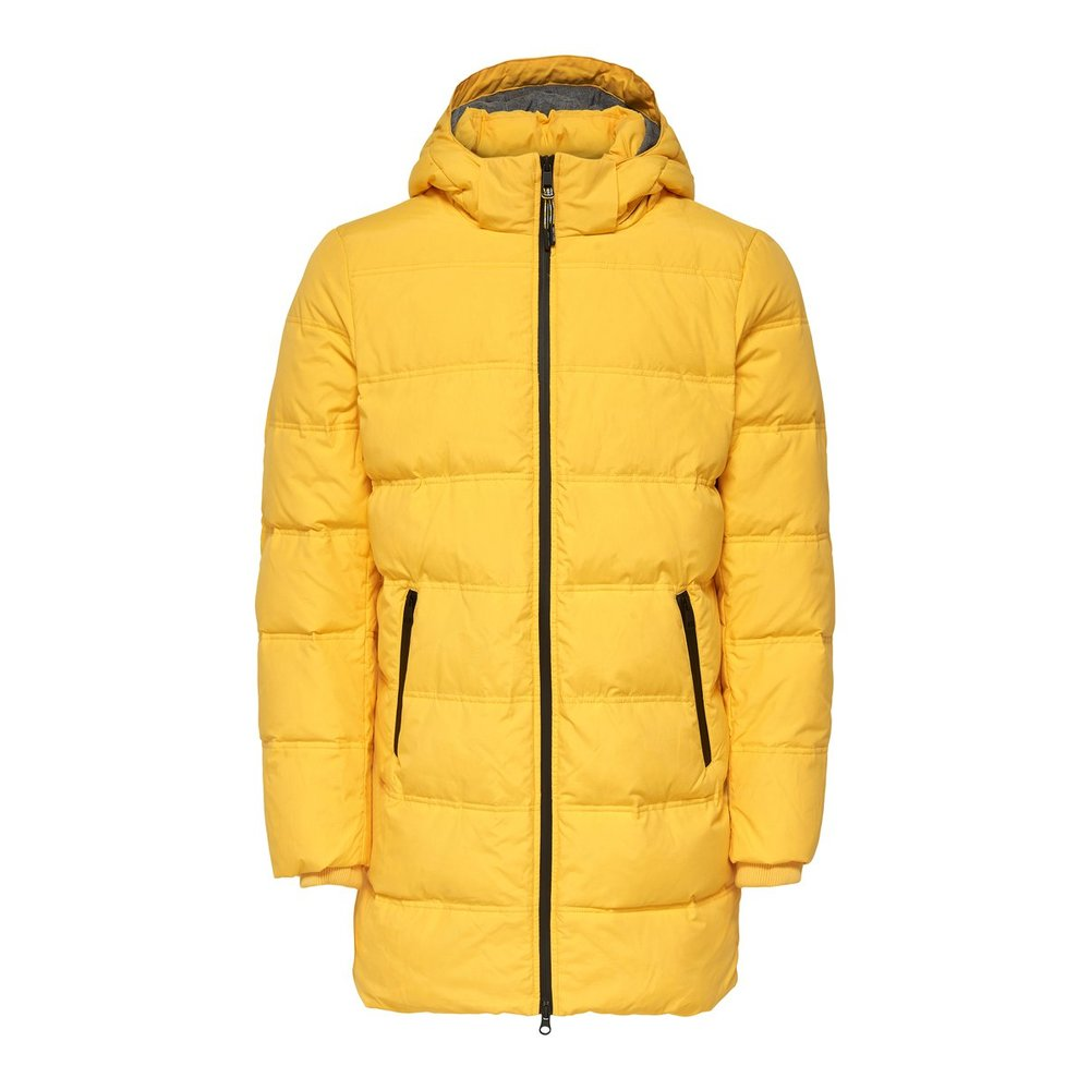 Down jacket Quilted