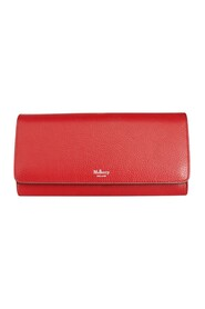 Classic Grain Leather Continential Wallet