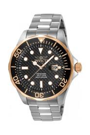 Męski kwarcowy zegarek Pro Diver 12567 - 47 mm