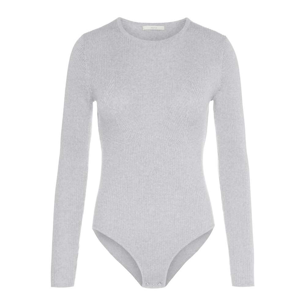Bodysuit Lightweight Wool