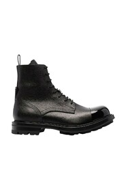 Worker Lace-Up Boots