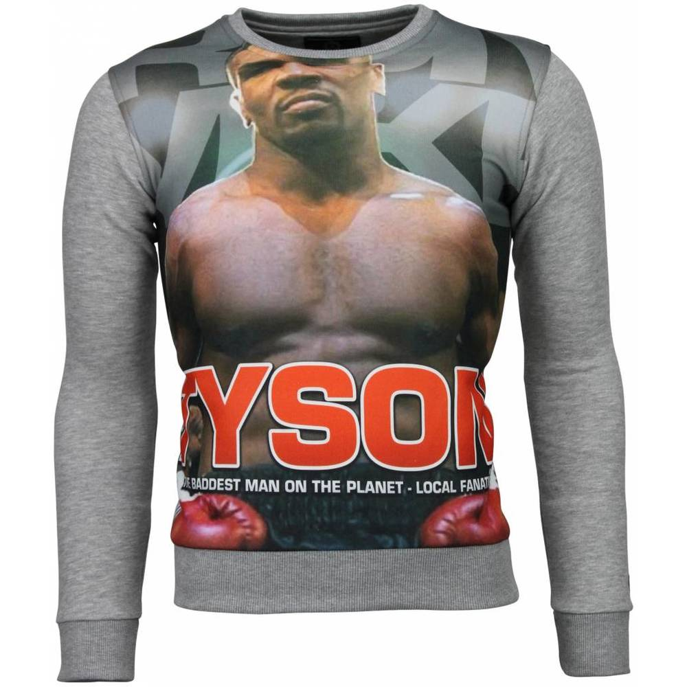 Iron Mike Tyson  Sweater