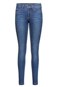 MAC DREAM SKINNY JEANS MID BLUE AUTHENTIC
