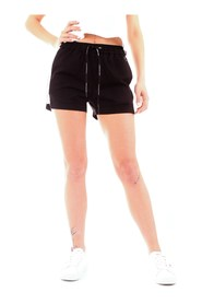 CALVIN KLEIN J20J213593 Short Women BLACK