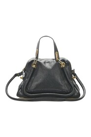 Pre-owned Paraty Satchel Leather Calf