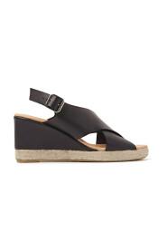 sandaal Paula Grace 5601002-003  leer