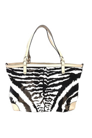 Pre-owned Craft Pony Hair Tote Bag
