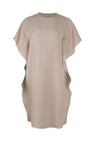 Dalida Tunic Frilled Dress
