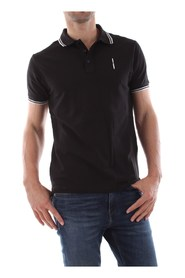 BOMBOOGIE TM5634 T PQS POLO Men BLACK