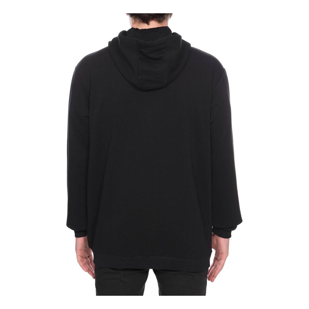 Black Sweaters | Fila | Bluzy rozpinane - Najnowsza zniżka DMN7g