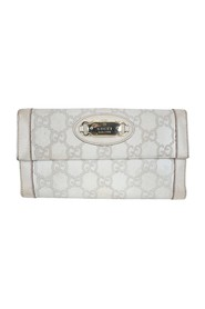 Monedero Guccissima Leather Punch Continental Wallet