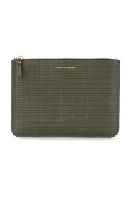 Wallet Brick Line purse