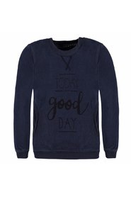 Marc O'Polo Junior - Baby Sweatshirt - Mood Indigo Blue