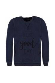 Marc O'Polo Junior - Baby Sweatshirt - Mood Indigo Blue