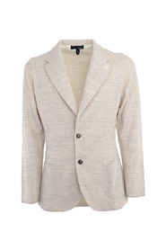 Cotton / linen jacket
