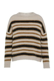 JERSEY MOHAIR TRICOLOR