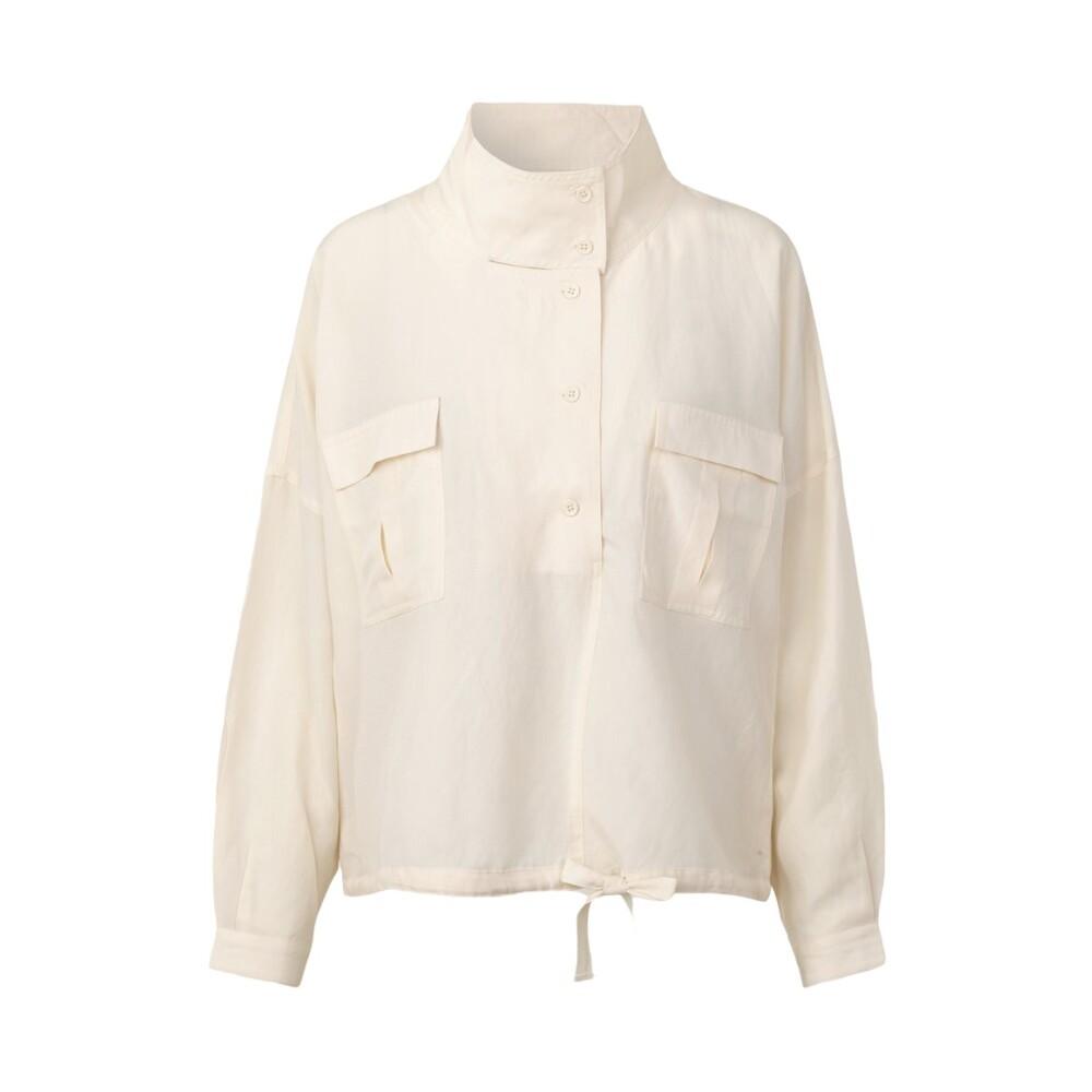 Beige Skjorte   Second Female   Skjorter & bluser   Miinto.no