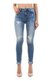 M2GISELLE-CA Skinny jeans